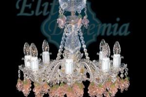Определительные знаки оригинальности и подлинности светильника Elite Bohemia