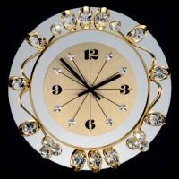 Хрустальные часы 99 008 00 Preciosa