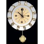 Хрустальные часы 99 008 51 Preciosa