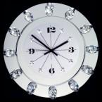 Хрустальные часы 99 008 52 Preciosa