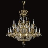 Чешская хрустальная люстра Art Glass ARABELA dia 1200