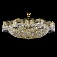 Чешская хрустальная люстра Art Glass MARIKA dia. 1150