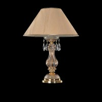 S180/1/02ZL хрустальная настольная лампа Elite Bohemia