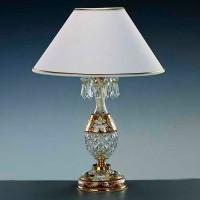 S650/1/03 хрустальная настольная лампа Elite Bohemia