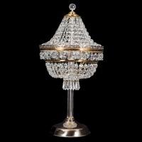 S714/3/05 хрустальная настольная лампа Elite Bohemia