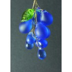 Подвеска виноград Sapphire