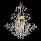 132000012 хрустальная люстра Titania Lux