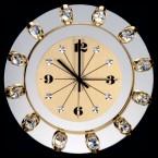 Хрустальные часы 99 008 50 Preciosa