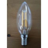 Светодиодная лампа, теплый свет