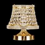 TB 0371/00/001 хрустальная настольная лампа Preciosa